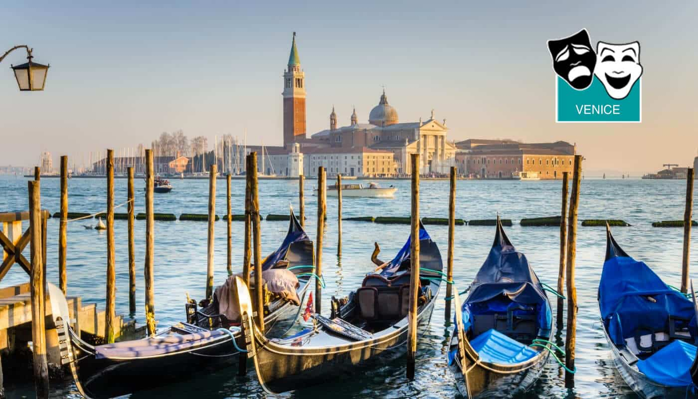 Unforgettable holiday in Venice!