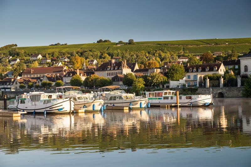 Burgund erleben – Tipps für Ihre Hausbootfahrt