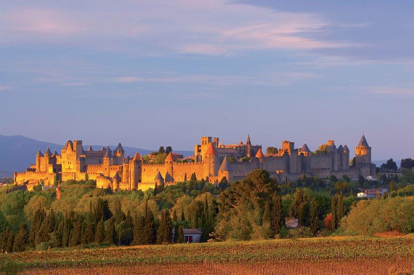 Chateau de carcarsonne