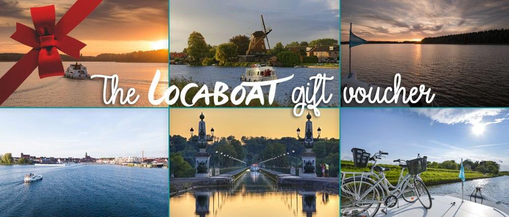 Bon cadeau Locaboat