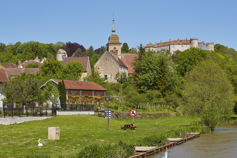 Die obere Saône - Hausbooturlaub im Naturparadies