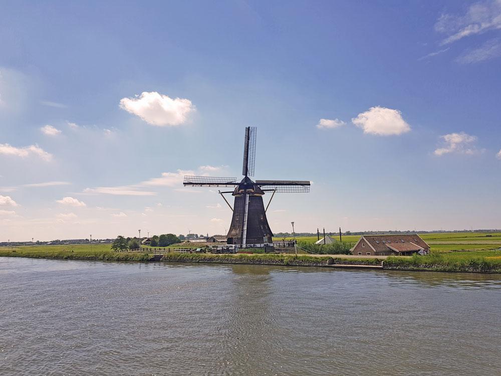 Hausboot mieten Holland