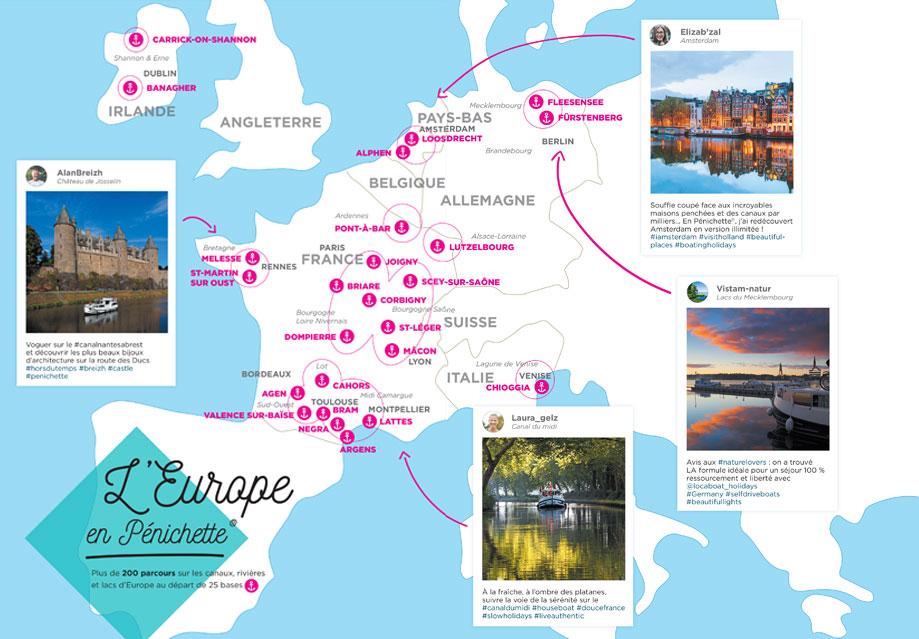 tourisme fluvial carte Locaboat