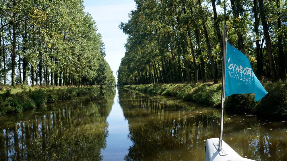 canal de nantes à brest en bateau