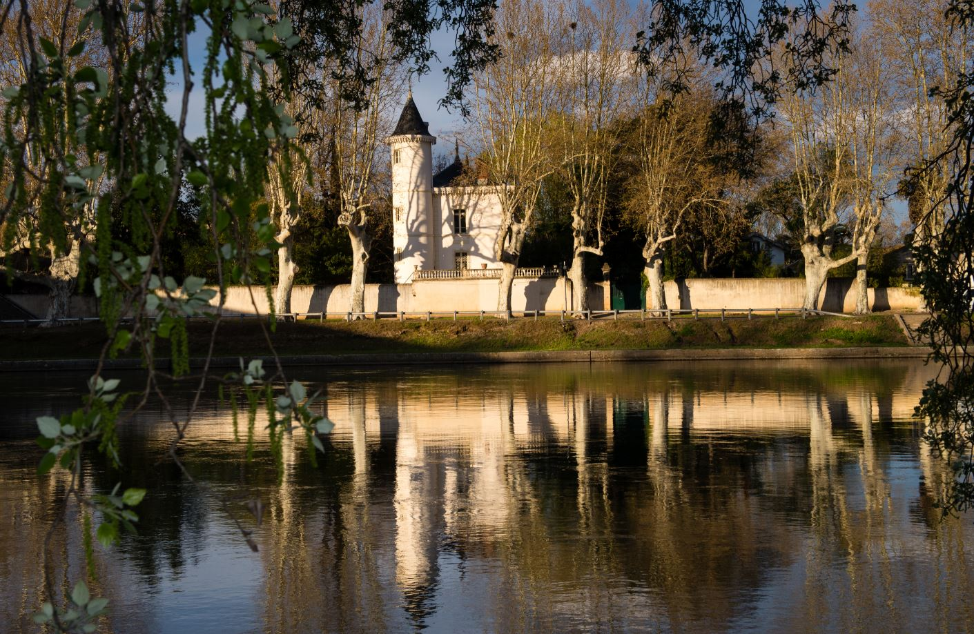 Chateau Beziers
