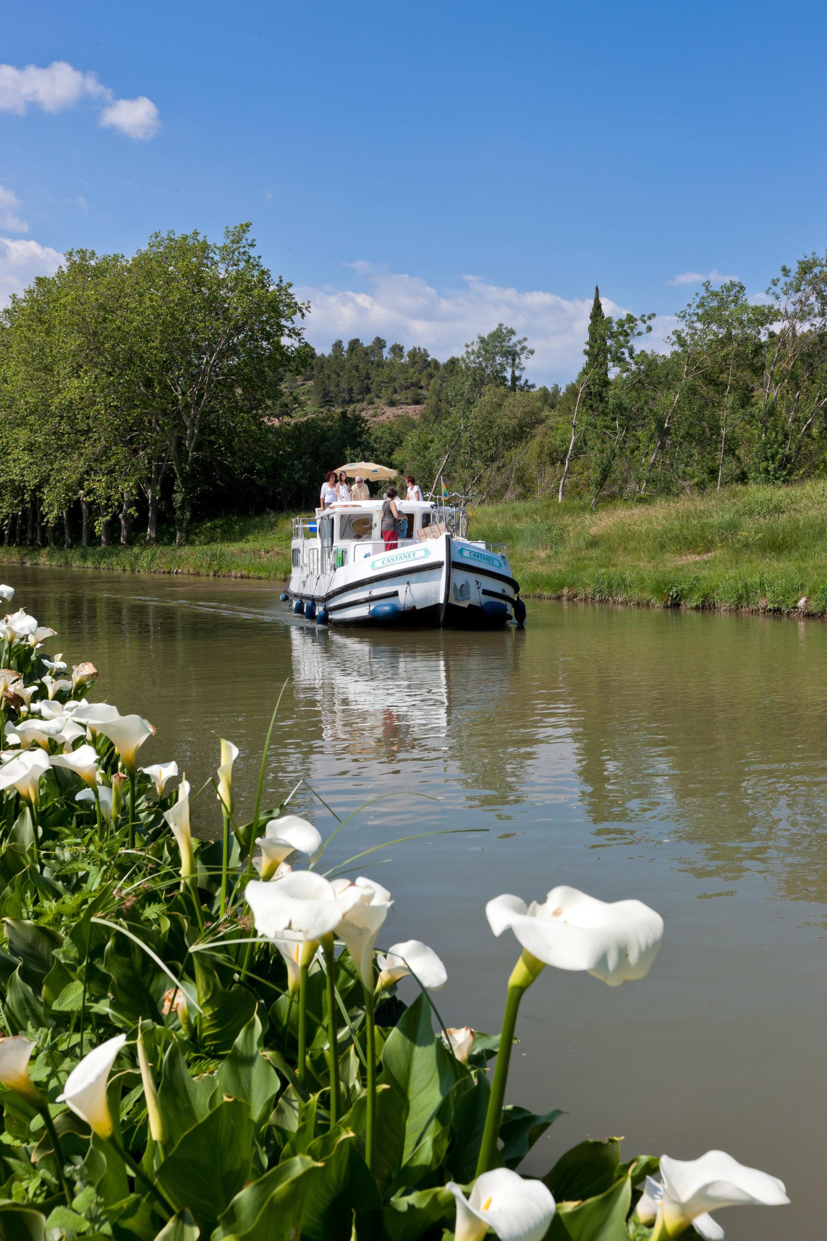 Hauseboot Canal du Midi