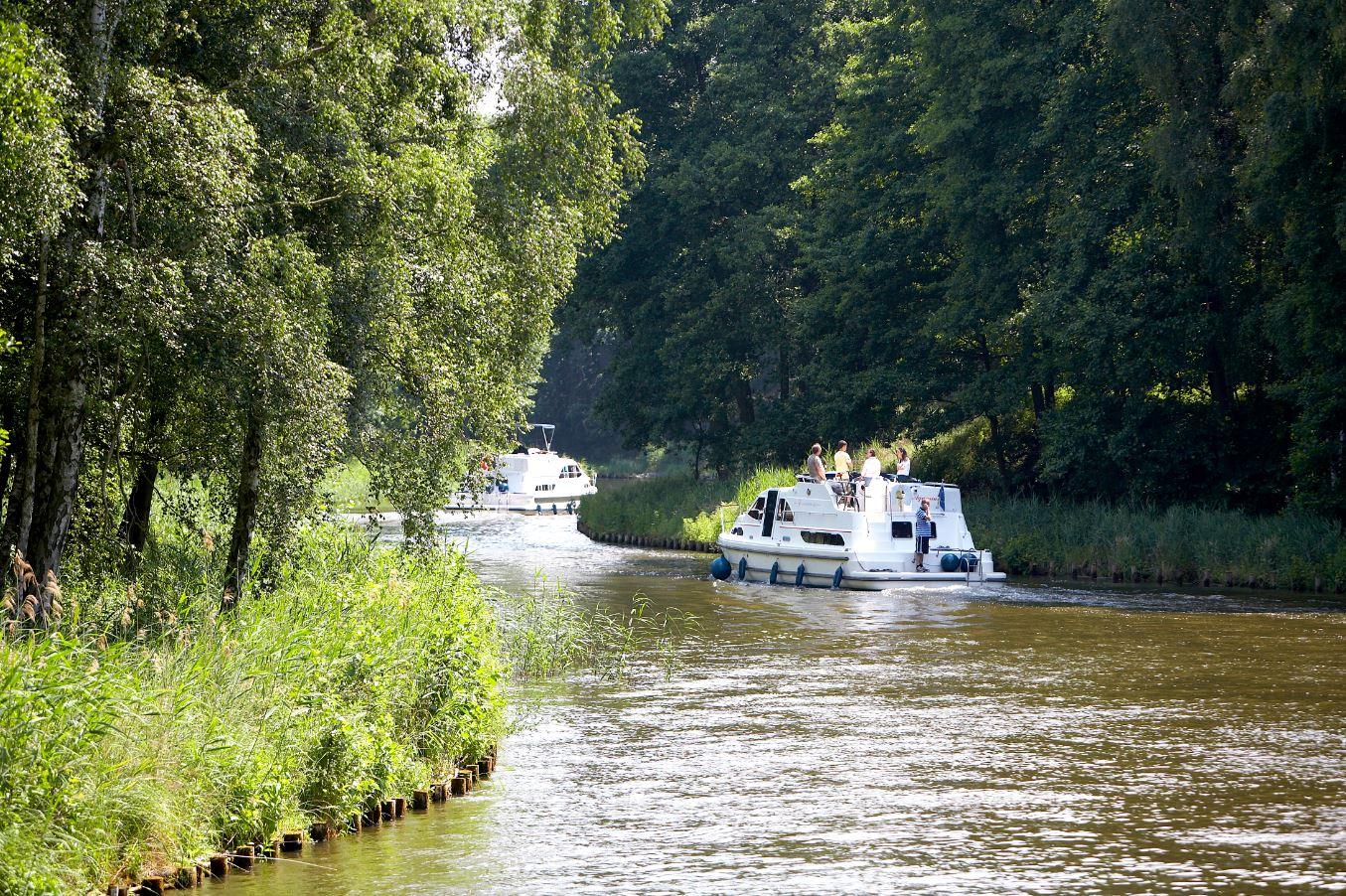 Potsdam Hausboot