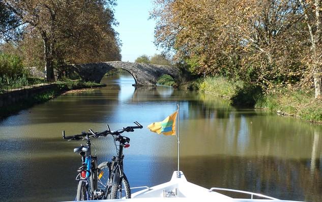 Canal-du-midi-en-vélo