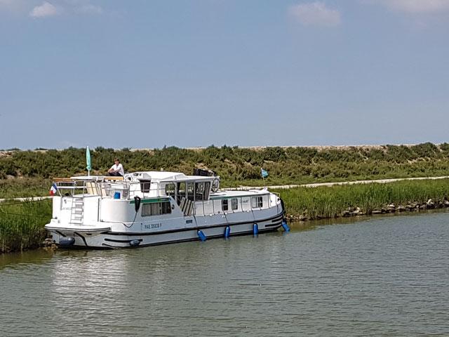 Canal du midi - croisière fluviale