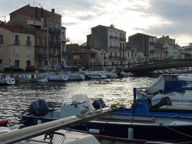 Croisière en bateau vers Agde
