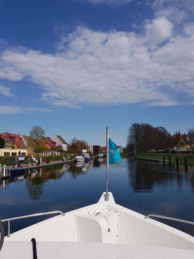 Köpenick Hausboot