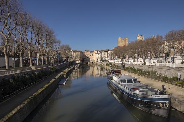 Hausboot à la francaise : Südfranzösische Lebensart am Canal de la Robine