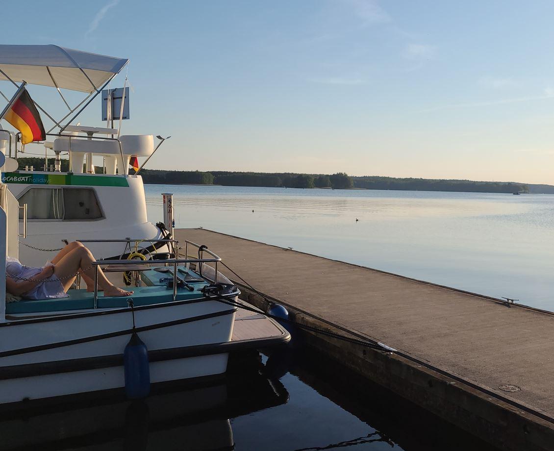 Wo ist es mit dem Hausboot am schönsten?