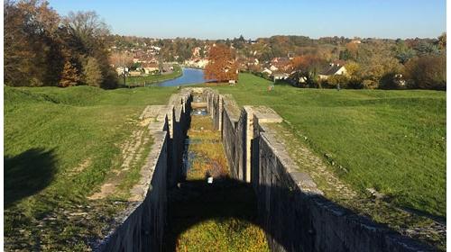 Ecluses en Bourgogne
