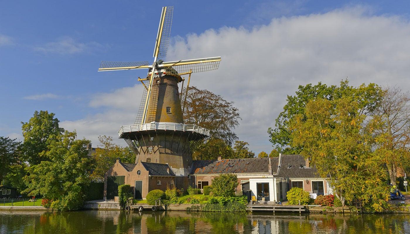 Mühle und führerscheinfreie Pénichette