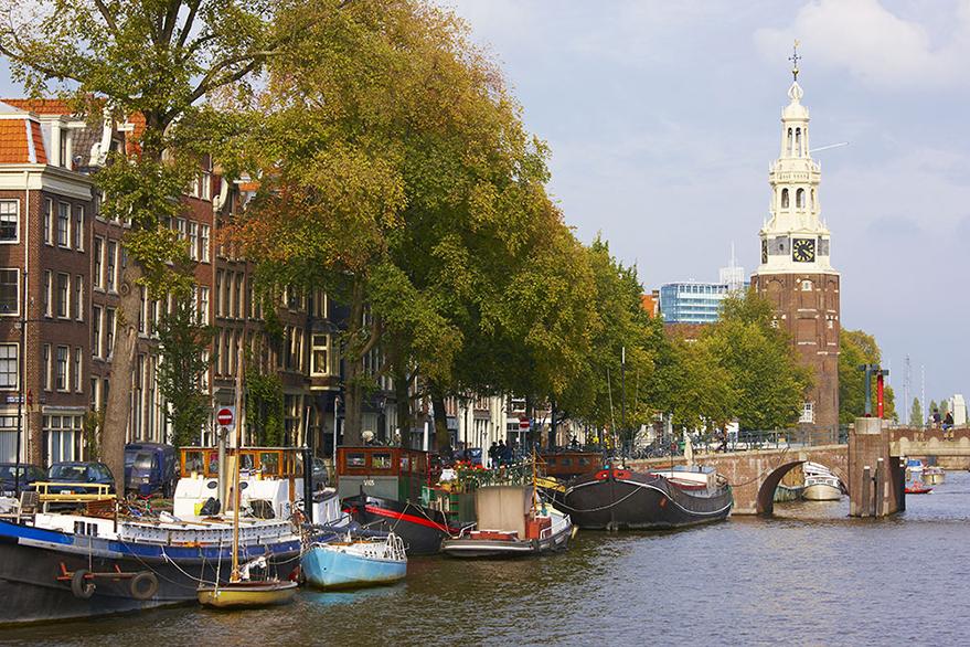 Amsterdam in Springtime!