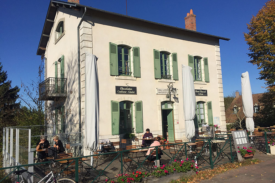 A gastronomic getaway in Briare