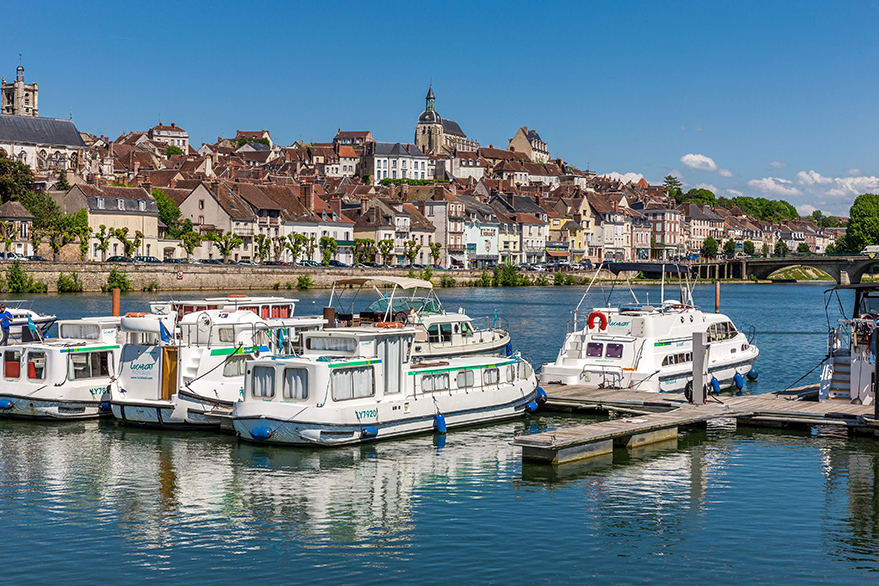 Burgundy: go with the flow on gastronomic holidays