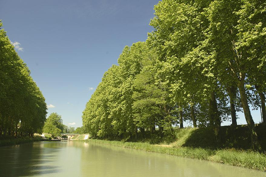 Following the Garonne: exploring the Marmande area