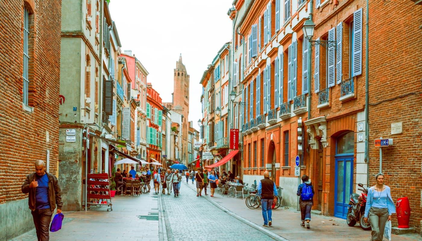 un jour à Toulouse en bateau
