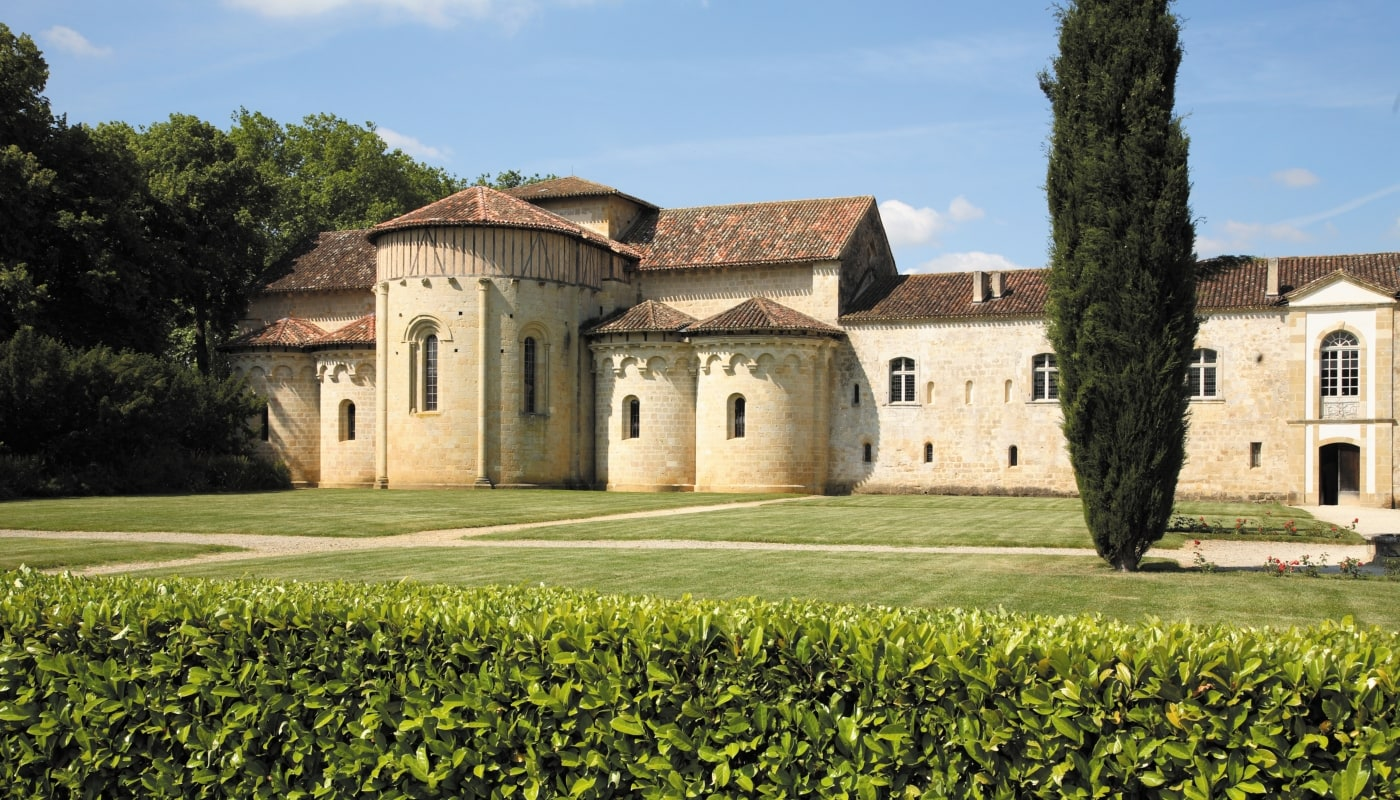 Abbaye de Flaran dans le Sud Ouest